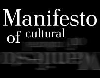 Manifesto Of Cultural