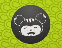 NORINORI / Sushi restaurant mascot