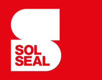 E-Commerce website and Brand identity for SolSeal