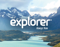 Explorer Graphic website