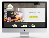 Mealspirations Web Redesign