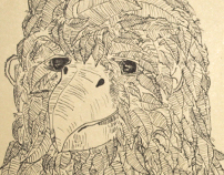 Where The Wild Things Are Moleskine Sketches