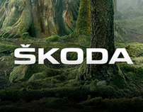 Škoda / Display Ads