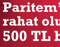 Paritem 500 TL