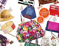 Fashion & LIfestyle, Editorial Desiggn