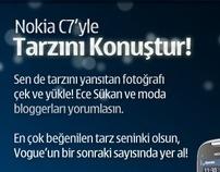 Nokia C7 // Tarzını Konuştur!