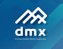 Identidade Visual - DMX Imóveis