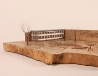 Architectural Representation Modelmaking