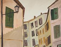 Paintings 2012 - 2013