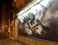 Aliens: In East London, No One Can Hear You Scream