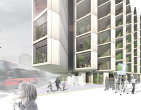 Secuoya - Foro Hábitat Sostenible [100 viviendas]