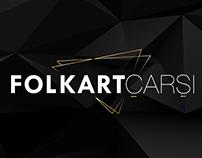 Folkart Çarşı / Logo