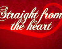 Staight from the heart