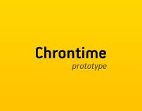 Chrontime prototype