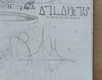 Atlantis Sketchbook