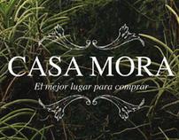 CATALOG FOR CASA MORA