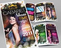 Cabaret Le Circus / Programmes 2011-2012