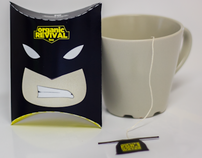 Organic Revival: Super Hero Tea