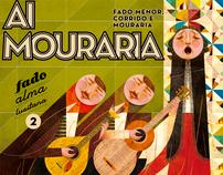 Fado Alma Lusitana - CD Covers Illustration