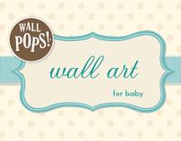 BabyPops Wall Art - Branding & Packaging