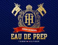 Tommy Hilfiger Preppy Facebook App