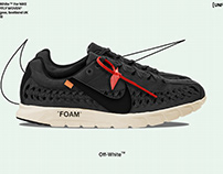 Off-White X Nike Mayfly Woven
