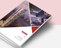 Brochure Design | WME Consultant
