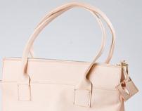 1940'S Inspired Tote Handbag