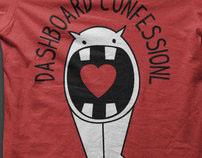 Dashboard Confessional merch