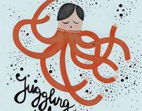 Juggling Ink