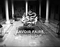 Savoir Faire Cosmetics / Vintage / Behind The Scenes