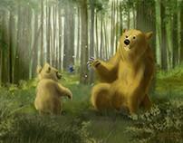 Little Bear Gus