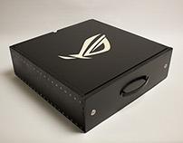 Asus ROG Gaming Laptop Packaging Concept