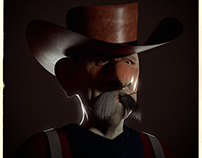Old West Dude