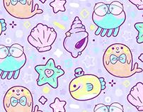 Patterns 1 (~˘▾˘)~