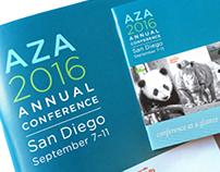 AZA Annual Conference Materials