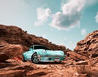 Grand Canyon Porsche