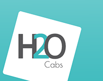 H2O Cabs Website Design