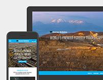 Freeport McMoRan Corporate Website