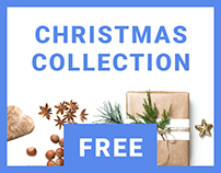 Free PSD Christmas Collection