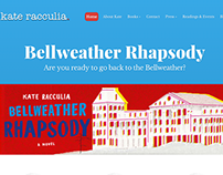 Kate Racculia Site Redesign