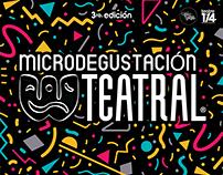MICRODEGUSTACION TEATRAL