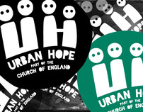 Logo Design for Urban Hope