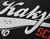 KAKUSHA Skate School logo