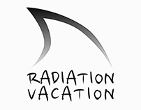 Radiation Vacation Logo Design