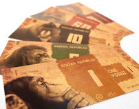 PLANET OF THE APES   Currency Design