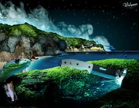 The Mysterious Island - Welgam