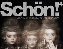 Schön! Magazine 4 - OUT NOW - Be Thrilled
