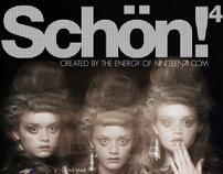 Schön! Magazine 4 - OUT NOW - Be Thrilled
