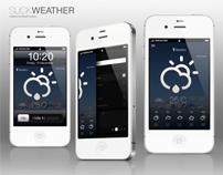 Slick Weather App